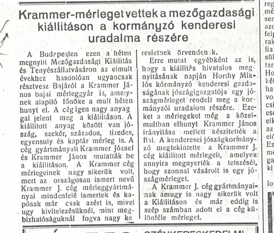 Kiallitas 1937.03.21..