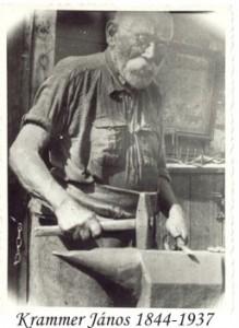 Az alapító Krammer János
